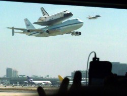Chasing Endeavour's Last Flight Down the CaliforniaCoast